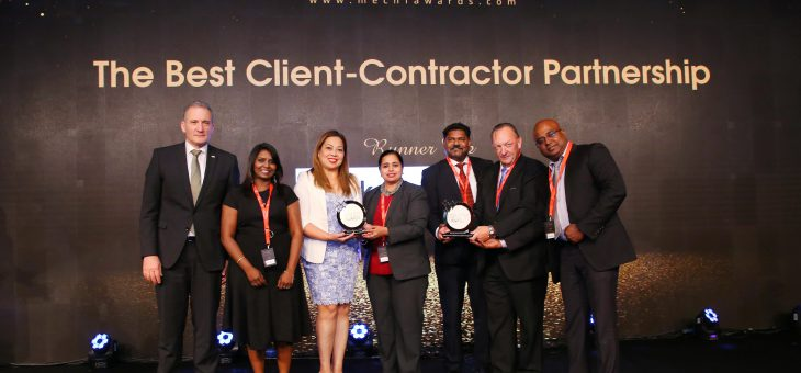 The Annual Middle East Cleaning and Hygiene and Facilities Awards Ceremony – 2019