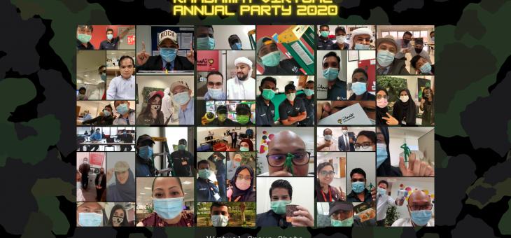 Khadamat Virtual Annual Party 2020